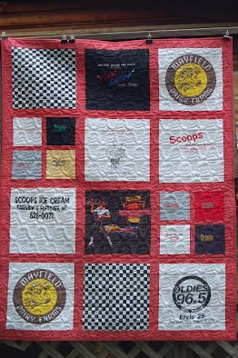 Quilt with Sashing